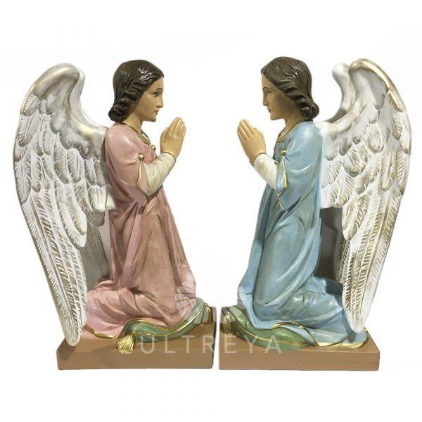 angeles custodios orando