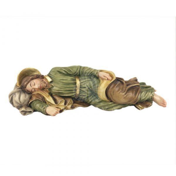 talla de madera jose durmiente