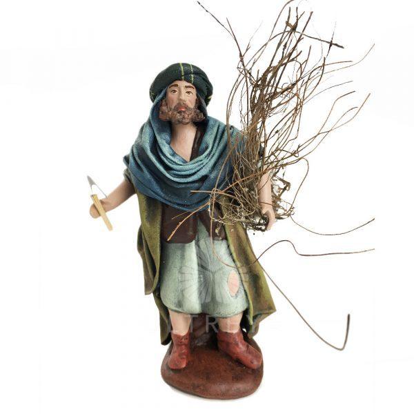 pastor leñador, nacimiento