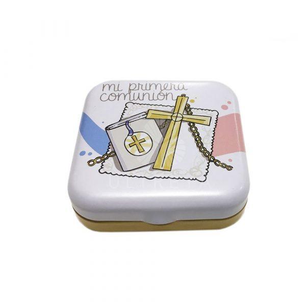 caja caramelos primera comunion