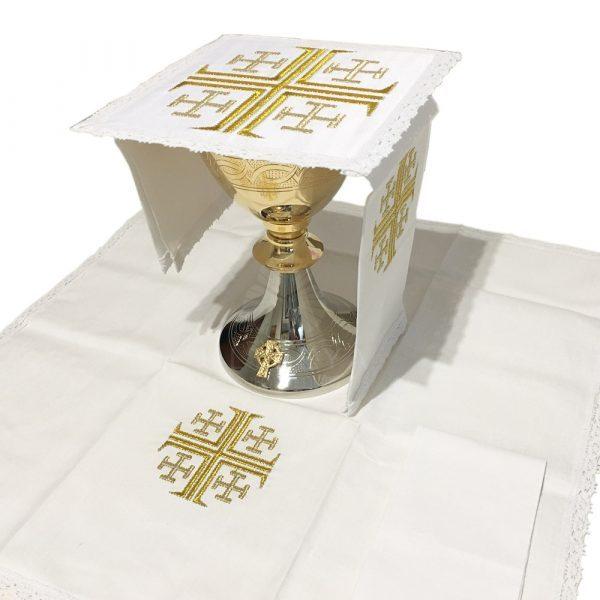 servicio de altar bordado