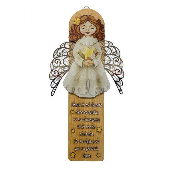 ángel de la guarda estrella