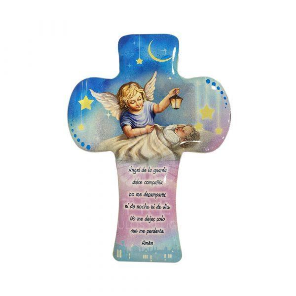 cruz angel de la guarda