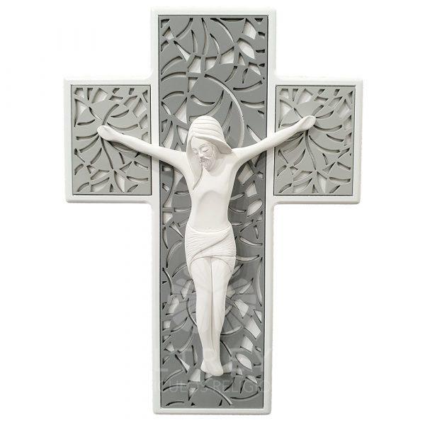 crucifijo madera moderno