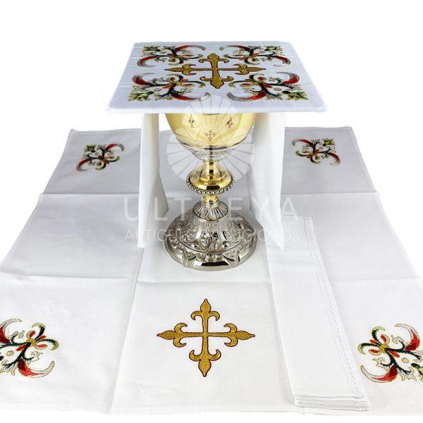 servicio de altar cruz